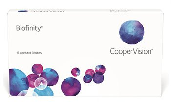 Cooper Vision Contacts